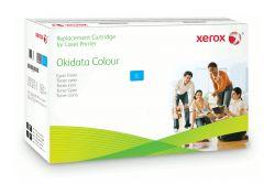 XEROX - Azul cyan - cartucho de toner (opção para: OKI 43381907) - para OKI C5600, 5600dn, 5600n, 5700dn, 5700n