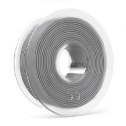 BQ - PLA bq 1,75mm Ash grey 300g - Compativel: Wit1/Wit2/Prui3/Hep1/Hep2