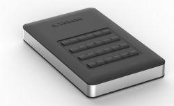 VERBATIM - SSD 256GB STORENGO SECURE C/ KEYPAD