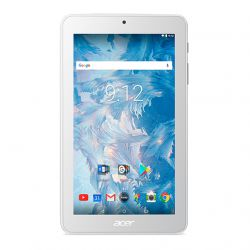 ACER - TABLET B1-7A0-K5HH MT8167B 1GB EMMC 16GB 7P MT SD IPS LCD ANDROID BRANCO - NT.LEKEE.007