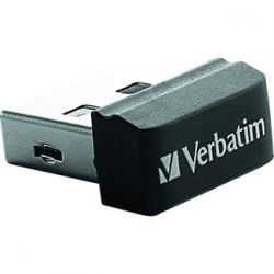 VERBATIM - NANO USB DRIVE 8GB + ADAPTADOR MICRO