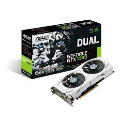 ASUS - PCIE DUAL-GTX1060-O6G DDR5