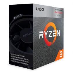 AMD - Processador Ryzen 3 3200G 4 Cores 3.6GHz 2/4Mb AM4