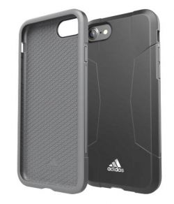 ADIDAS - SOLO CASE IPHONE 7 PLUS (BLACK/GREY)