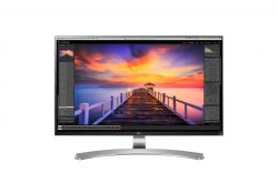 LG - 27UD88-W 27P 3840 x 2160 AH-IPS 350 cd/m² 1000:1 5ms 2xHDMI: DisplayPort: USB