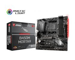 MSI - MB AMD AM4 B450M MORTAR