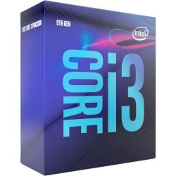 INTEL - Core i3-9100 LGA1151 3,6 GHz Cache 6 MB SMART CACHE