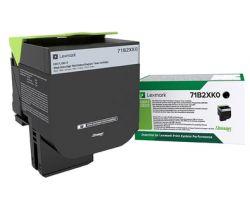 LEXMARK - CS/CX 517 Black Extra High Yield LEXMARK Return Program Toner Cartridge