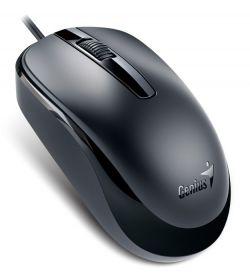 GENIUS - DX-120 USB BLACK 1000DPI