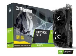 ZOTAC - GeForce GTX 1660 Ti GAMING Twin Fan