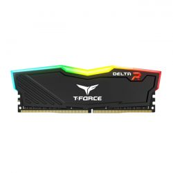 TEAM GROUP - DIMM T-FORCE 4GB DDR4 2400MHZ CL15 DOTA RGB - BLACK