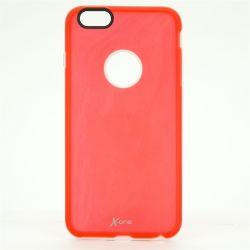 X-ONE - Capa TPU Fresh iPhone 6 Plus Vermelho