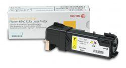 XEROX - Amarelo - original - cartucho de toner - para Phaser 6140DN, 6140N
