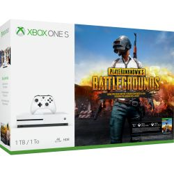 MICROSOFT - MICROSOFT XBOX ONE S 1TB   PLAYERUNKNOWN'S BATTLEGROUNDS - 234-00309
