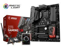 MSI - MSI Z270 GAMING M6 AC INTEL 1151 (K) Z270