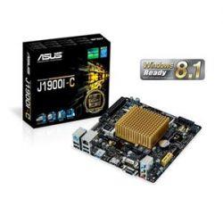 ASUS - MB ASUS J1900 2XDDR3 1XD-SUB/1XHDMI MINI ITX - J1900I-C