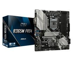 ASRock - MB Intel 1151 B365M Pro4