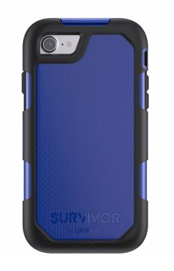 GRIFFIN - SURVIVOR SUMMIT IPHONE 7 PLUS (BLACK/BLUE)