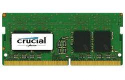 MICRON - CRUCIAL DRAM - 8GB DDR4 2400 MT/S PC4-19200 MEM CL17 DR X8 UNBUFF SODIMM 260PIN