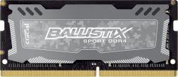 CRUCIAL - Ballistix SportsLT SODIMM DDR4 16GB 2400M GREY