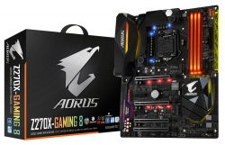 GIGABYTE - Z270X-GAMING 8 INTEL 1151 (K) Z270