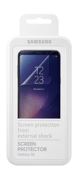 SAMSUNG - SAMSUNG DREAM SCREEN PROTECTOR S8 - ET-FG950CTEGWW