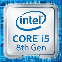 INTEL - Core i5-8600K, Processor