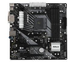 Asrock - MB AMD AM4 B450M Pro4-F