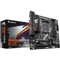 GIGABYTE - MotherBoard AMD AM4 GBT B550M AORUS ELITE
