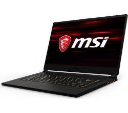 MSI - GS65 Stealth Thin 8RE-255PT - Coffeelake i7-8750H + HM370, DDR IV 16GB, 512GB NVMe SSD, GeForce GTX 1060, 6GB GDDR5, 15.6P FHD (1920*1080), 144Hz 7ms Narrow Bezel, Intel Wireless-AC 956