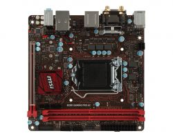 MSI - MB B250I GAMING PRO AC INTEL 1151 (K) B250 ITX