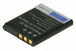 2-POWER - DIGITAL CAMERA BATTERY 3.7V 750MAH
