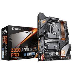 GIGABYTE - MB Z390 AORUS PRO, SK 1151/4XDDR4/HDMI/6 USB 3.1/ ATX
