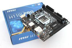 MSI - H110I-PRO