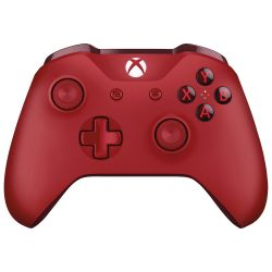 MICROSOFT - Xbox One Controller Red