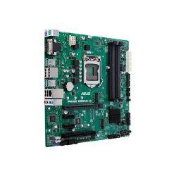 ASUS - PRIME B360M-C - Placa-mãe - micro ATX - LGA1151 Socket - B360 - USB 3.1 Gen 1, USB 3.1 Gen 2 - Gigabit LAN - gráfico integrado (necessário CPU) - HD Audio (8-canais)