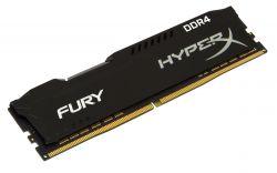 HYPERX - DDR4 16GB 2666MHz DDR4 CL16 HyperX FURY Black