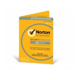 SYMANTEC - Norton Security Premium 3.0 25GB PO 1 User 10 Devices 12 Months Online Portugal DRM KEY FTP - Licença ESD