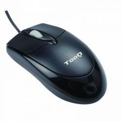 TOOQ - Rato OPTICO TQM-806U PRETO USB