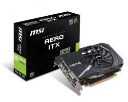 MSI - GEFORCE GTX 1060 AERO ITX 6G GEFORCE GTX 1060 6GB GDDR5