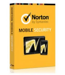 SYMANTEC - Norton Mobile Security  3.0 PT 1U Card