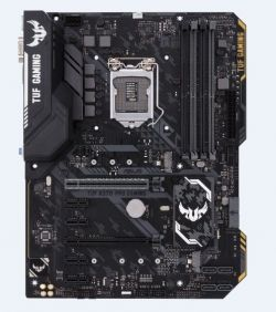 ASUS - PLACA TUF H370-PRO GAMING, INTEL, 1151 (K), H370