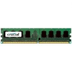 CRUCIAL - 4GB DDR3 1866 MT/s CL13 Unbuffered ECC 240pin