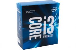 INTEL - Core I3-7350K 4.2 GHZ 4MB LGA 1151 (Kabylake) - sem cooler