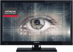 HITACHI - 22HBC06 22P FULL HD Preto LED TV