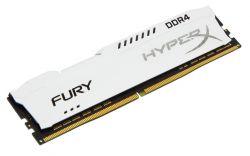 HYPERX - FURY White DRR4 8GB 2133MHZ CL14 1.2V HX421C14FW2/8