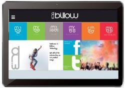 BILLOW - TABLET BILLOW 10.1P QUADCORE 2.4GHZ/16GB 1GB/5MP 8MP/WIFI BT GPS/ANDROID 7.0 BLACK -X101PROB