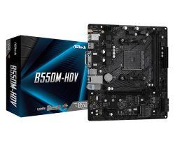 ASROCK - Motherboard B550M-HDV AM4