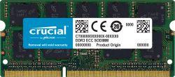 CRUCIAL - 8GB DDR3 1600 MT/S CL11 PC3-12800 SODIMM 204PIN PARA MAC