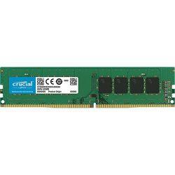 CRUCIAL - 4GB DDR4 2666 MT/s (PC4-21300) CL19 SR x8 UDIMM 288pin